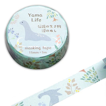 Yama Life Animal Washi Tape - Sea Creatures