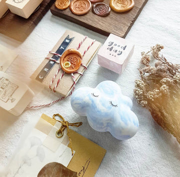 Nove Rubber Stamp Collection - Cloud Fluffie