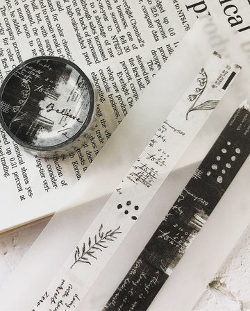 Pion - One-half Washi Tape