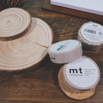 MT Pastel Brown Washi Masking Tape