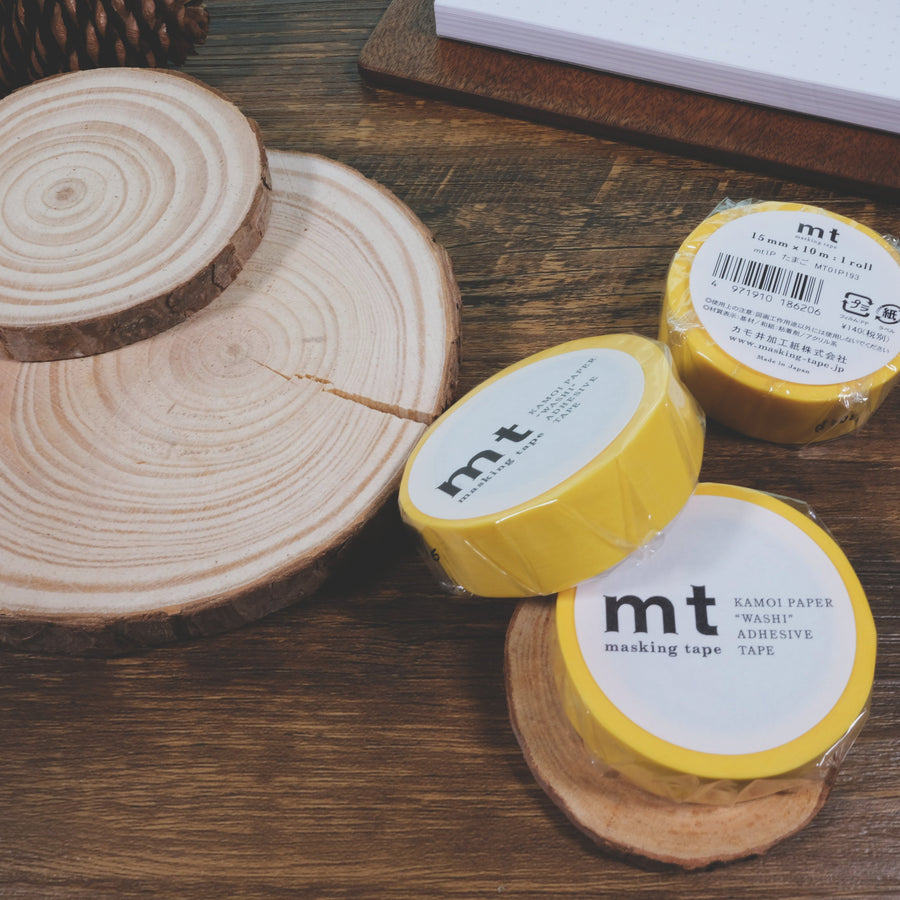 MT Tamago Washi Masking Tape