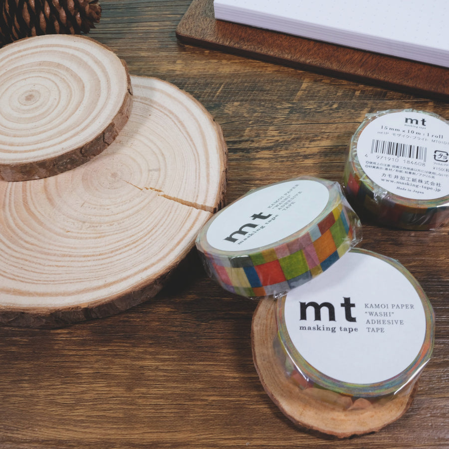 MT Mosaic Bright Masking Tape