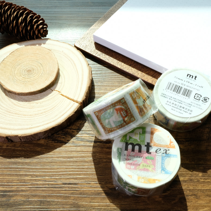 MT Postage Stamp Washi Masking Tape