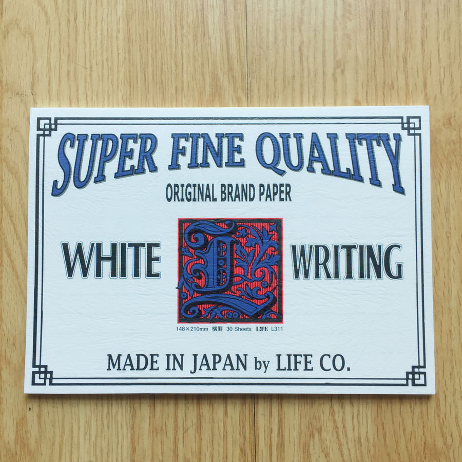 Life Super Fine Quality Writing pad