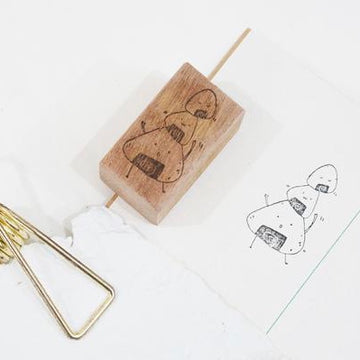 Black Milk Project Rubber Stamp - Oni Tachi