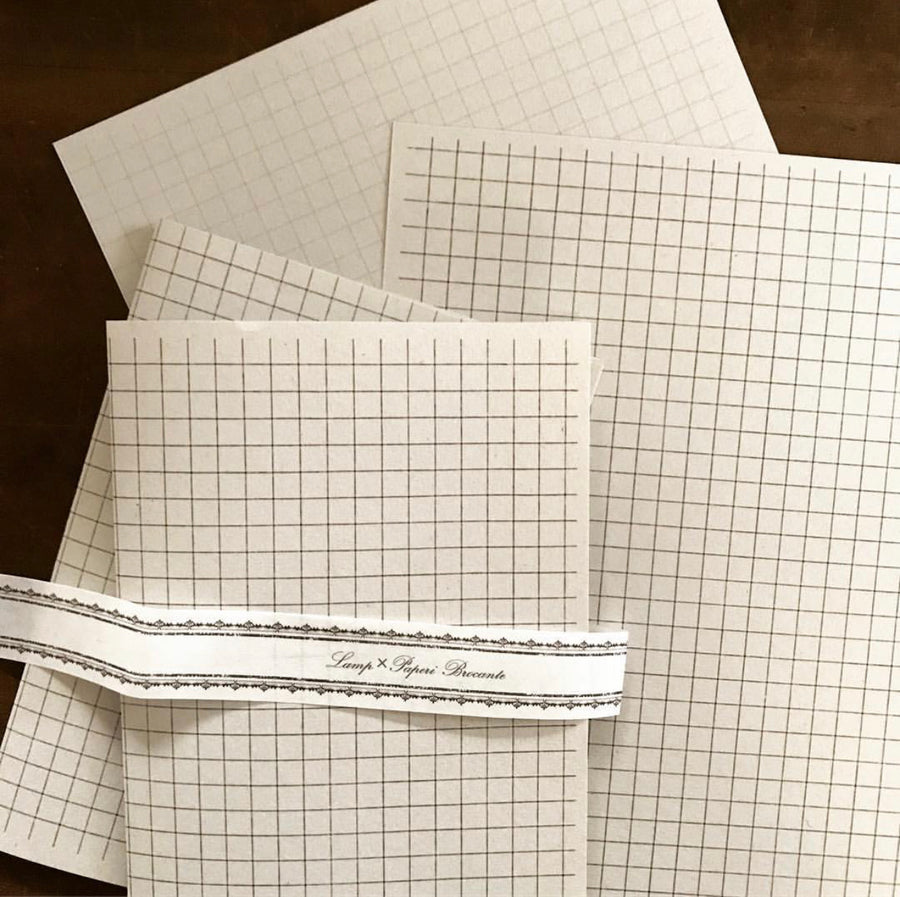 Lamp x Paperi Original double sided Grid paper