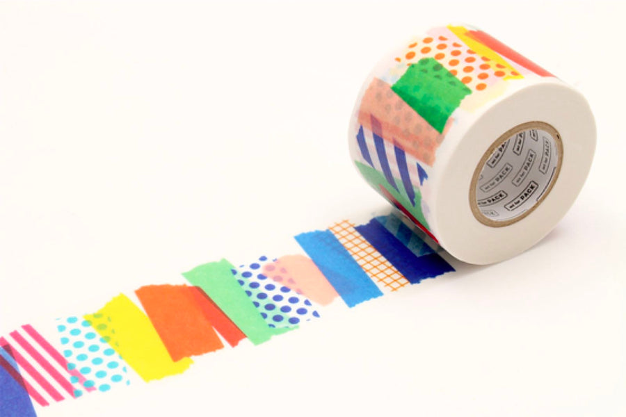 MT pack design Washi Masking Tape