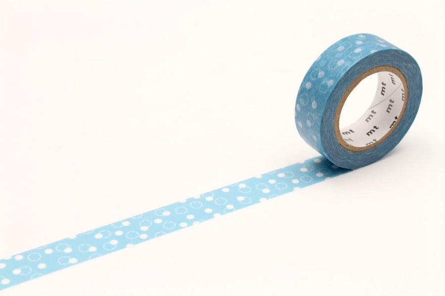 MT deco Yukiwa Wasurenagusa Washi Masking Tape