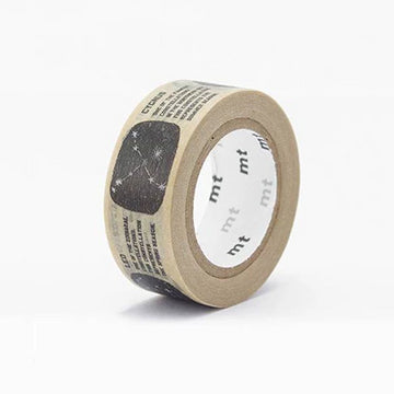 MT for kids Washi Masking Tape - Constellation