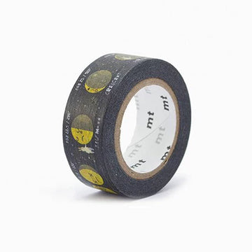 MT for kids Washi Masking Tape - Moon