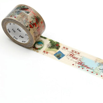 MT Christmas 2019 Washi Tape - Letter from Santa Claus