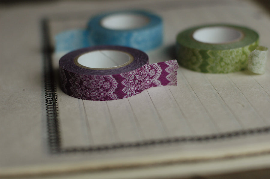 Classiky Lace Masking Tape