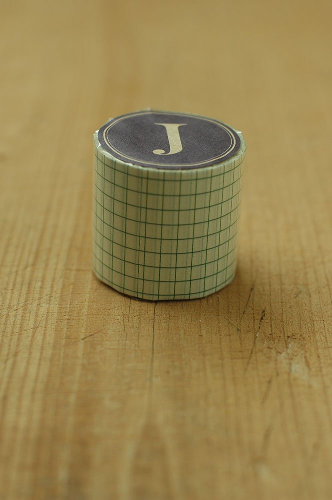 Classiky Grid 45mm Masking Tape - 1 piece pack