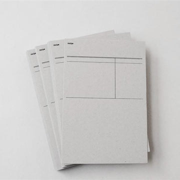 Classiky x Drop Around Recipe Card