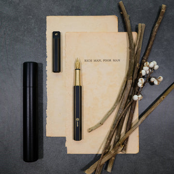 Ystudio Portable Fountain Pen - Brassing