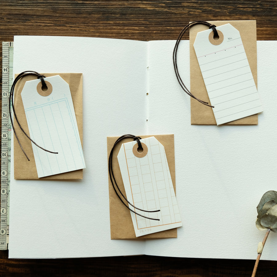 TAG message card - Grid