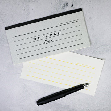 NOTEPAD - Ruled