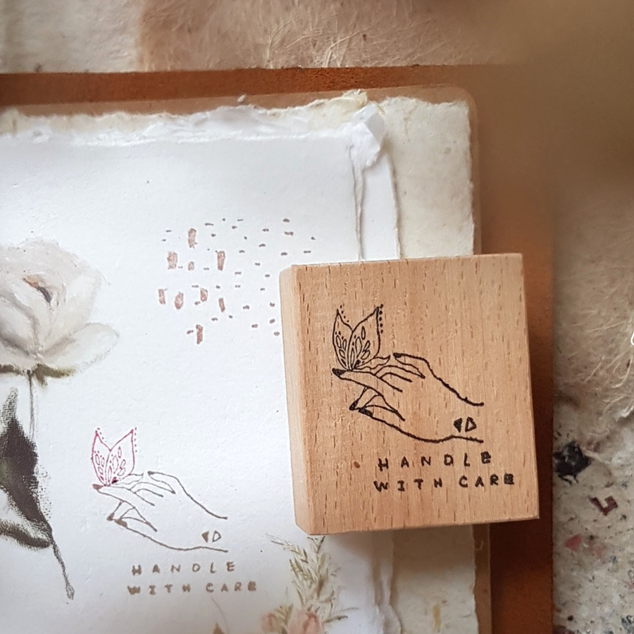 Nove Rubber Stamp Collection - Celeste