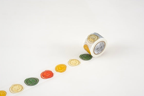 MT 'Sealing Wax' Washi Masking Tape