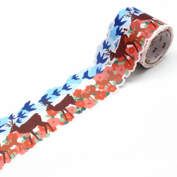 MT Fab Washi Tape Animal