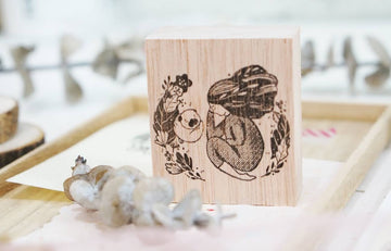 ( Pre-order) Black Milk Project Rubber Stamp - Slumber