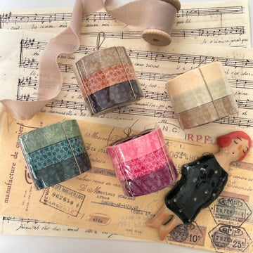 Maste vintage 3 roll washi tape