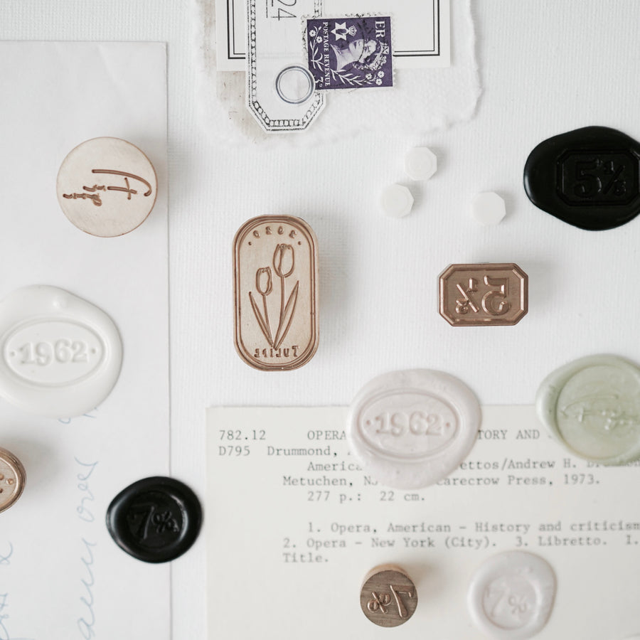 Heeymiao Vol.2 wax seal stamps