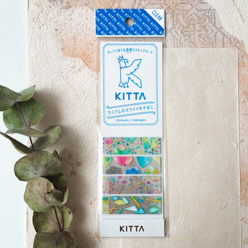 Kitta Transparent tape - Shine