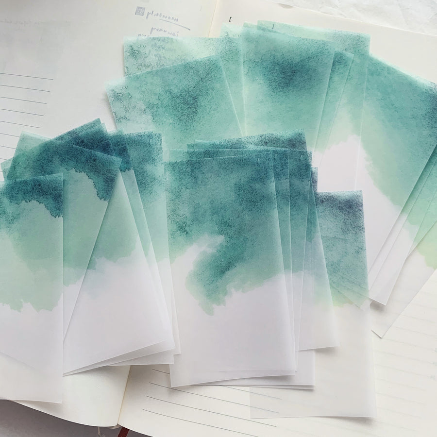 MU Print-On Dyeing Tracing Paper