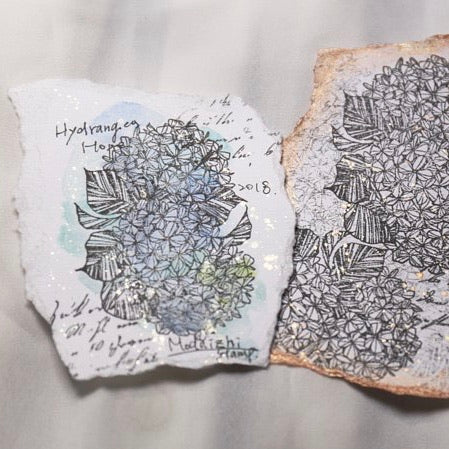Modaizhi Blossom Rubber Stamps