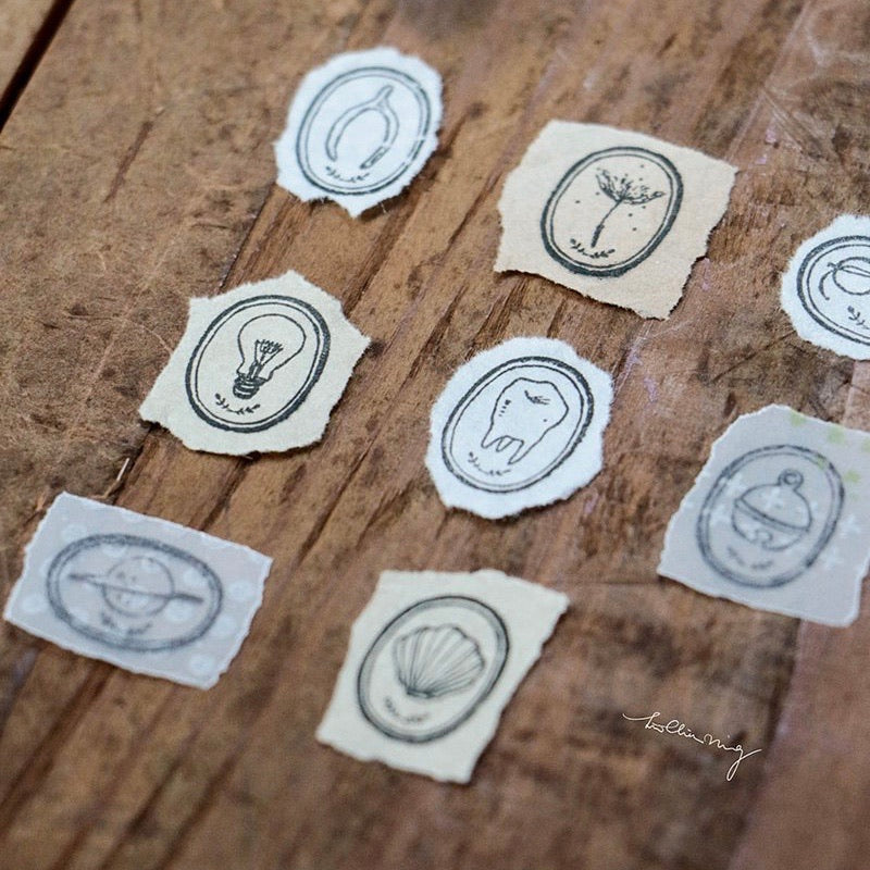 LCN Life pieces metal stamps