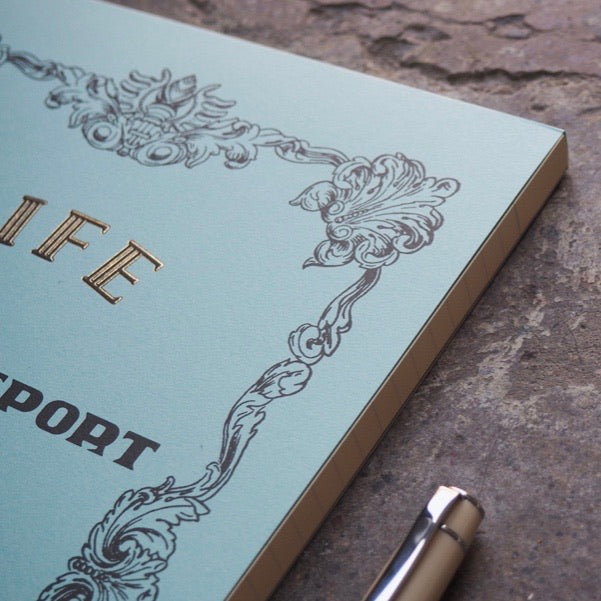 Life 'Noble Note' Notebook - Ruled