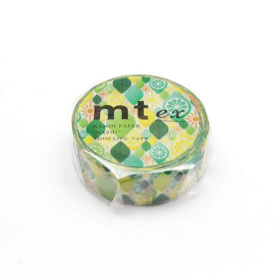 MT Ex Washi Tape Citrus