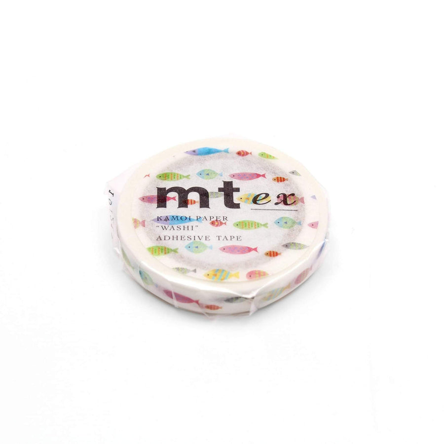 MT Ex Washi Tape Fish Line