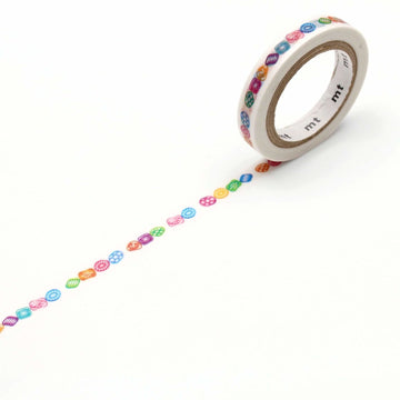 MT Ex Washi Tape Drops Line