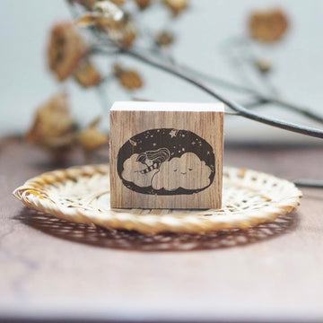 Black Milk Project Rubber Stamp - Dream