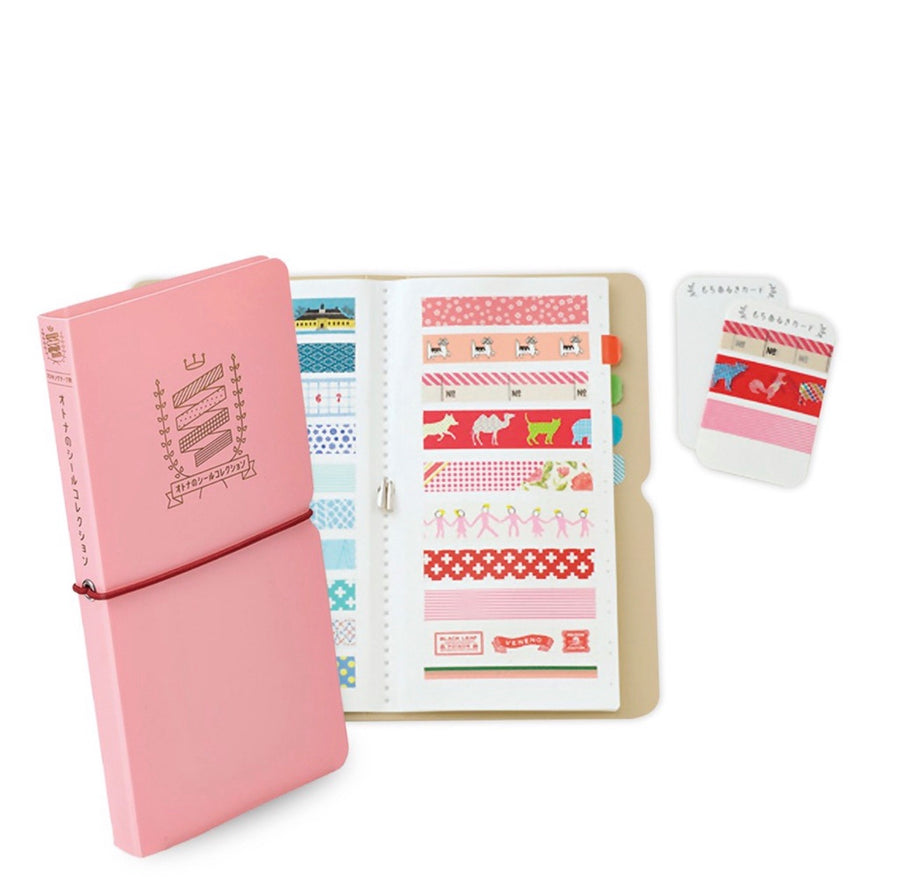 King Jim washi tape collection book