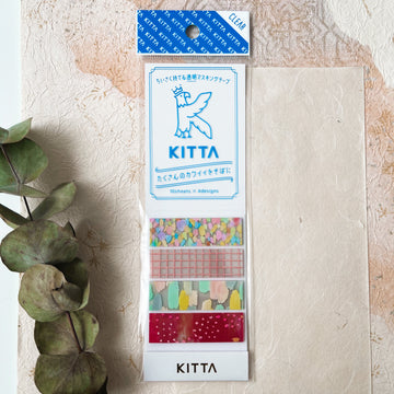 Kitta Transparent tape - Drop