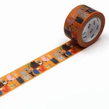 mt Cup of Therapy Washi Tape