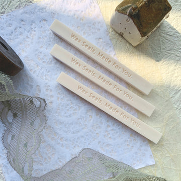 Pearl white Sealing Wax