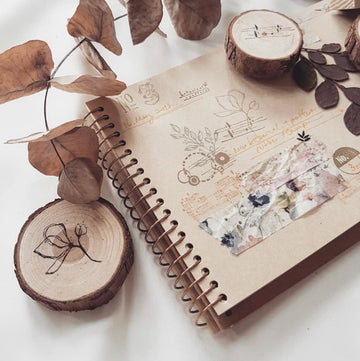 Nove Rubber Stamp Collection - Botanical + Pattern