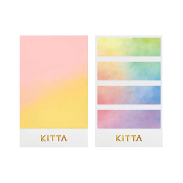 Kitta Basic washi tape - Aurora
