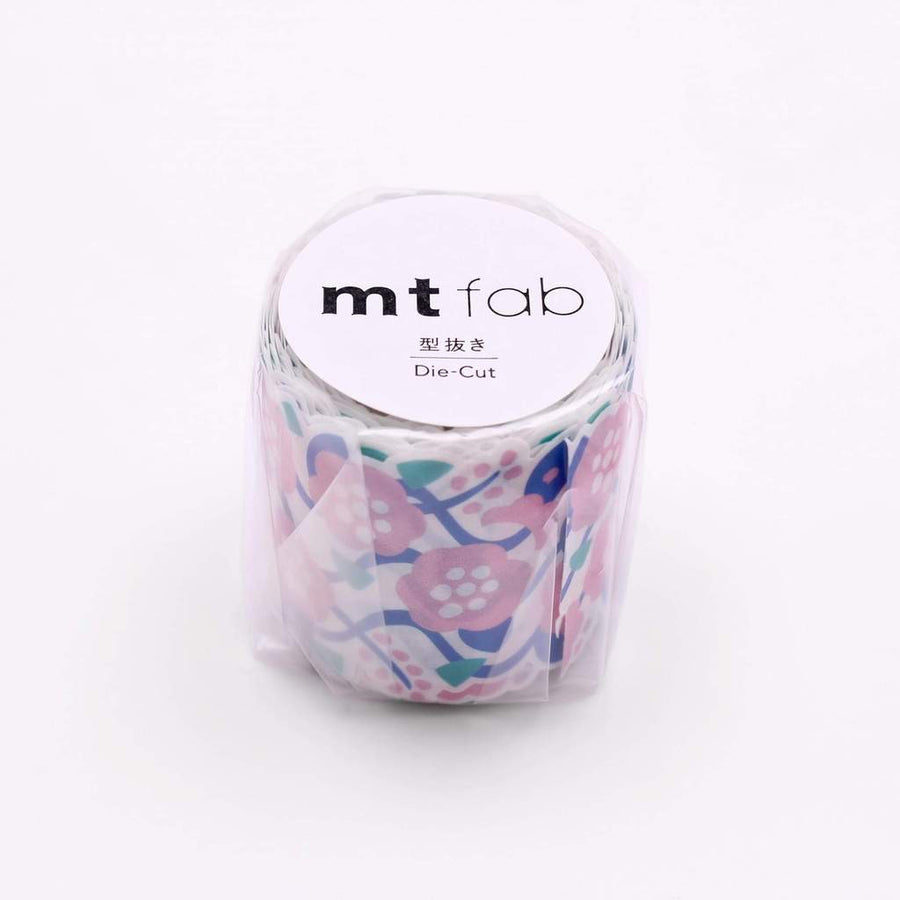 MT Fab Washi Tape Flower and Vine