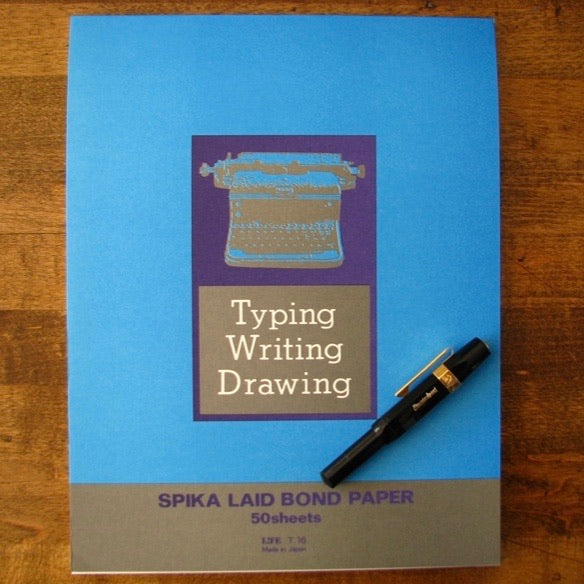 Life Spika Laid Bond Typing Paper