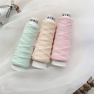 Avril MESH Minicone Yarn