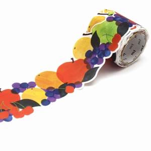 MT Fab Washi Tape - Fruits