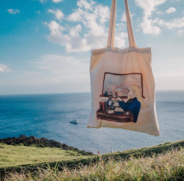LDV life is beautiful Canvas Bag