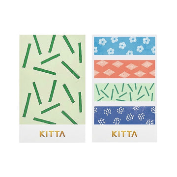 Kitta Basic washi tape - Wrapping paper