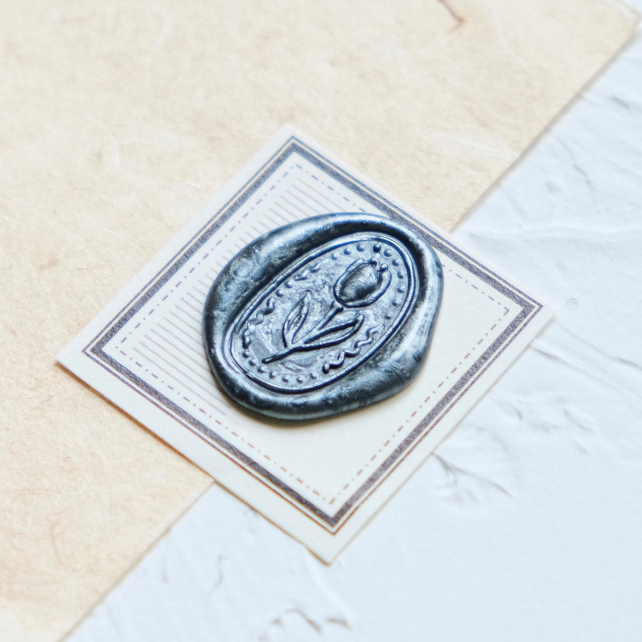 Feygu studio Tulip wax seal stamp
