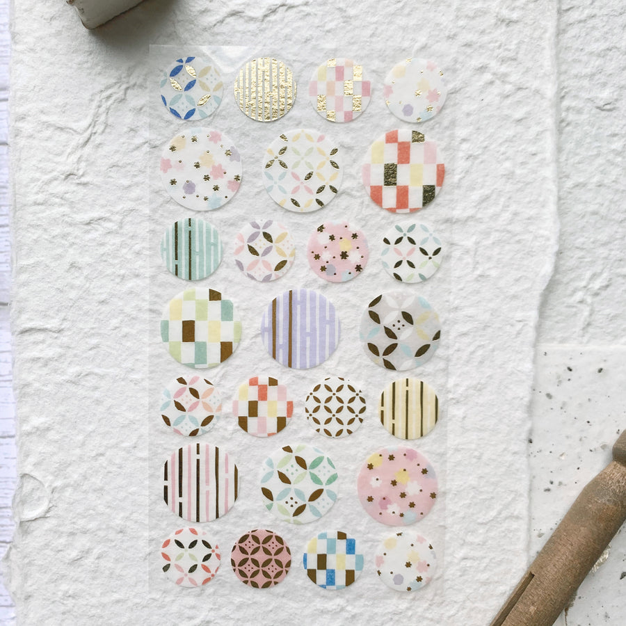 Wanowa Confetti Sticker Sheet
